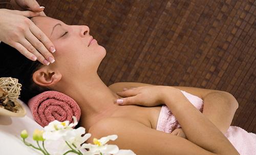 flower massage