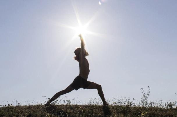capodanno yoga