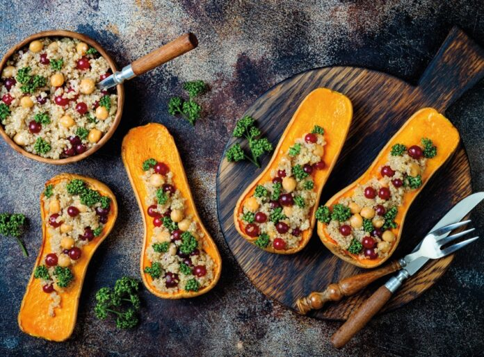 cucina biovegetariana