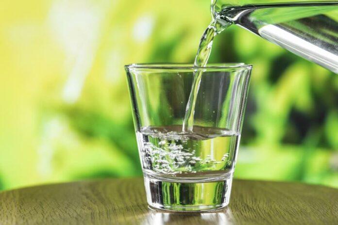 acqua alcalina