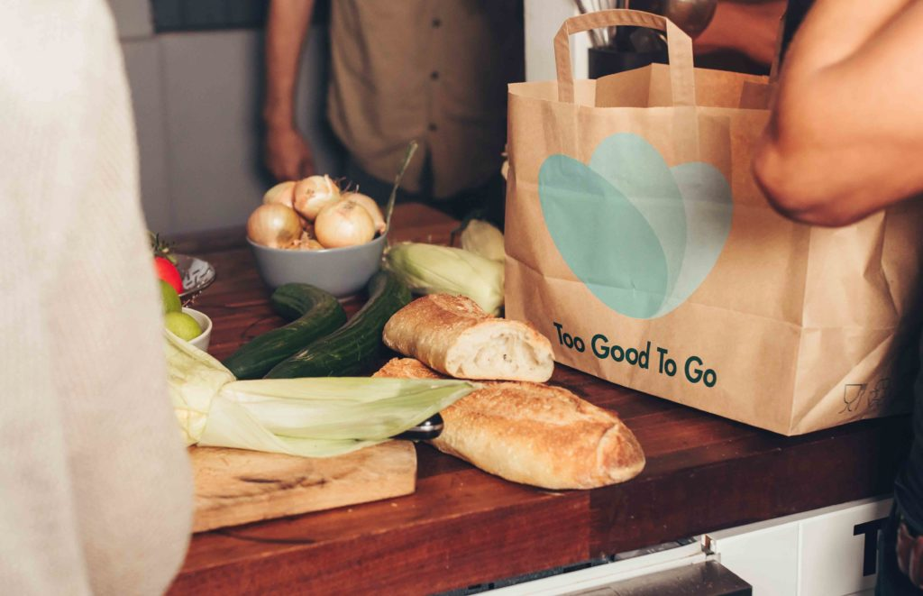 Combattere lo spreco alimentare con Too Good To Go