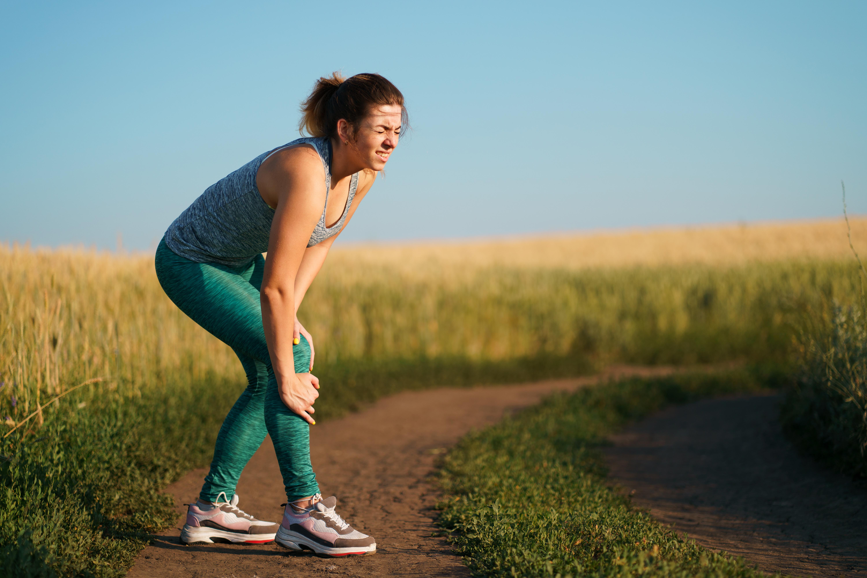 jogging trauma