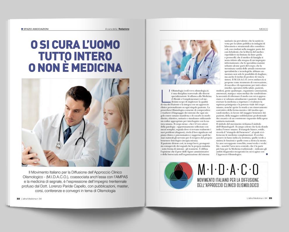 L'Altra Medicina 94 - Midaco